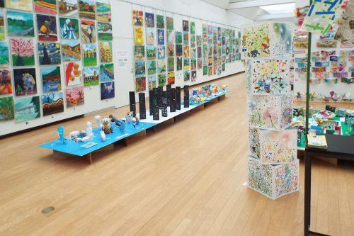 第66回京都上京児童美術研究所 児童作品展