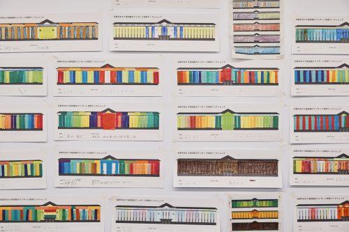 髙橋匡太ワークショップ「Open My Color Project」市民作品発表